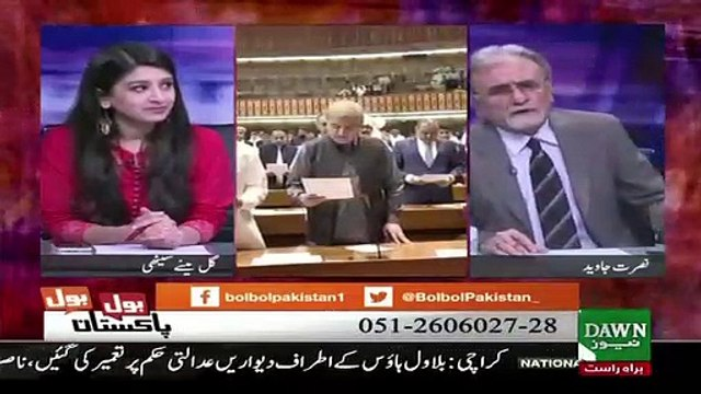 If Ayaz Sadiq became opposition leader then it would be very painful for Imran Khan- Nusrat Javed