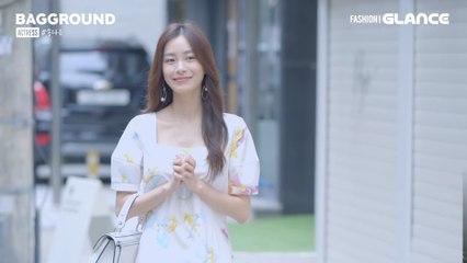 국민 썸녀에서 배우 송다은으로 돌아온 그녀의 특별한 하루 [백그라운드]