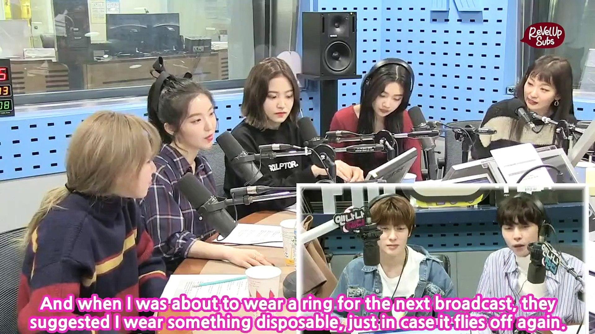 [ENG] 171122 Red Velvet - NCT's Night Night