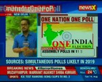 One India One poll: Sources to NewsX says, BJP pushes for 11 Assembly polls