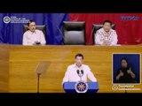 SONA 2018: Duterte urges Congress to pass National Land Use Act