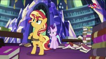☢ My Little Pony Equestria Girls Mirror Magic  (English Sub)