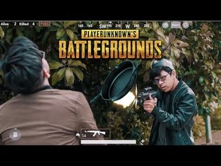 The BATTLEGROUNDS MOBILE Movie Parody || PUBG