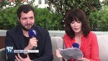 Isabelle Adjani surprend dans le nouveau film de Romain Gavras