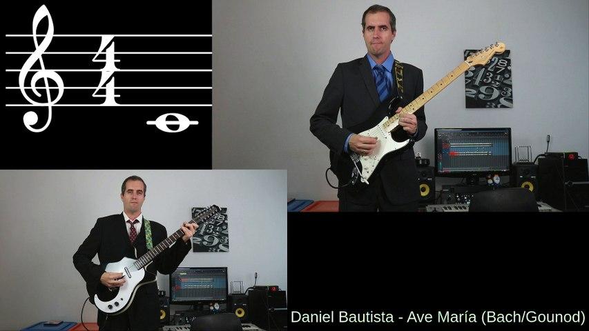 Daniel Bautista - Ave Maria (Bach/Gounod)