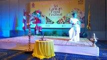 Sri Lankan cultural dance manoj chhetri ,menuka sanjel VID_20180525_190332