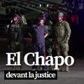 El Chapo devant la justice