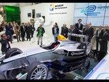 Jean Todt unveils new Formula E car - Frankfurt Motor Show