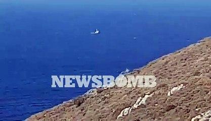 Τούρκοι ψαράδες «κυκλοφορούν» έξω από τη Λέρο