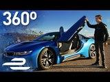 360° BMW i8 EV Dream Drive: António Félix da Costa - Formula E