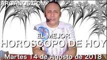EL MEJOR HOROSCOPO DE HOY ARCANOS Martes 14 de Agosto de 2018