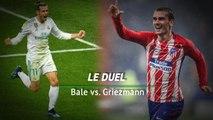Supercoupe d'Europe - Bale vs. Griezmann, le duel