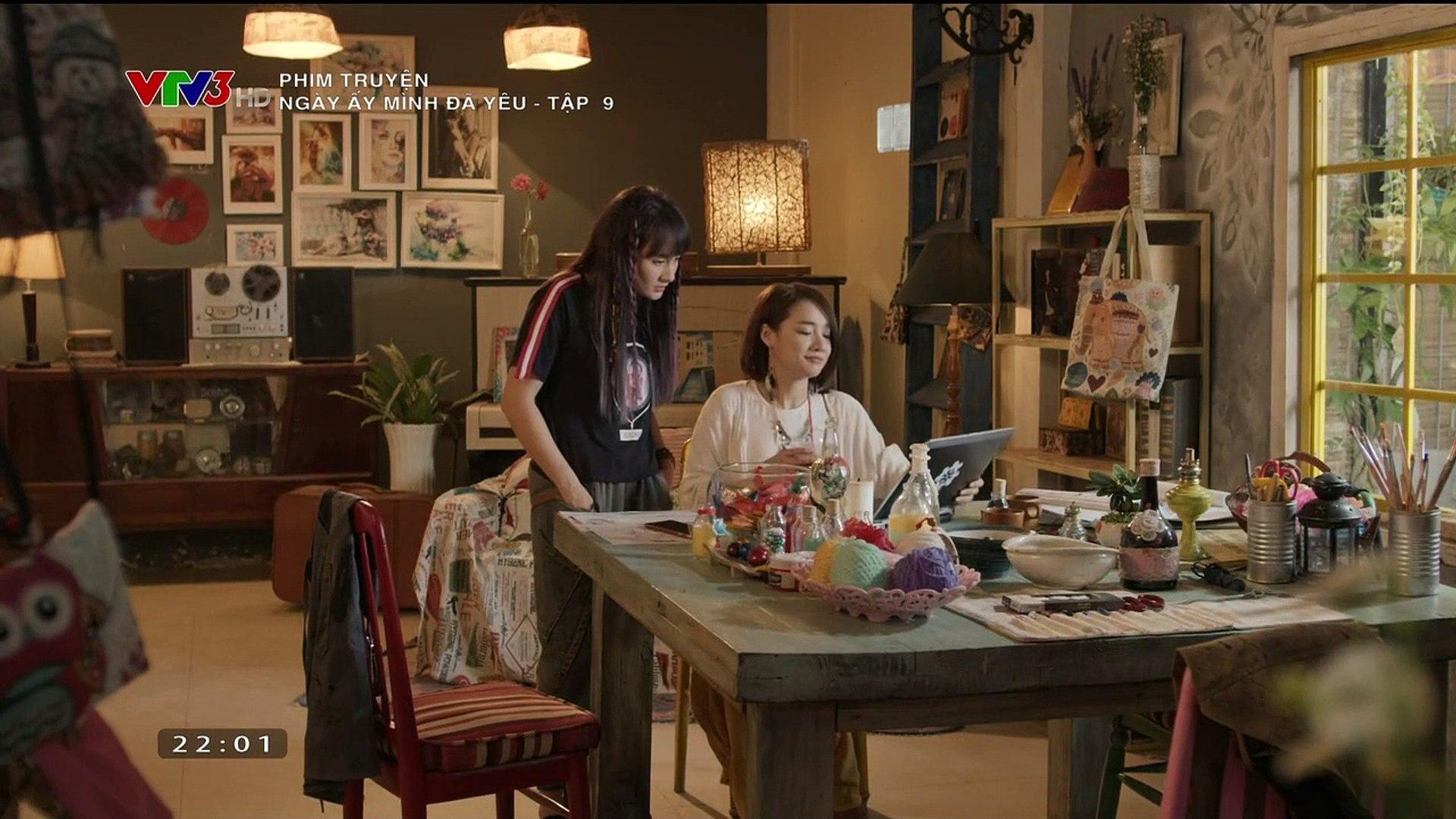 Phim Truyện | Ngày Ấy Mình Đã Yêu Tập 9 (9/7/2018) - Ngay Ay Minh Da Yeu 9