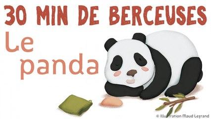 30 min de berceuses - Le Panda - Jacques Haurogné et Steve Waring