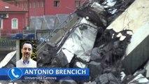 """Genova, Ing. Brencich: """"il ponte Morandi è stato progettato male"""""""