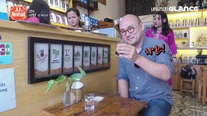 커피 감별사 서필훈의 커피 향기 따라 걷는 하노이 여행 [JJ노마드]
