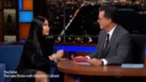 Nicki Minaj Performs Hilarious Freestyle Rap on 'Late Show' | Billboard News