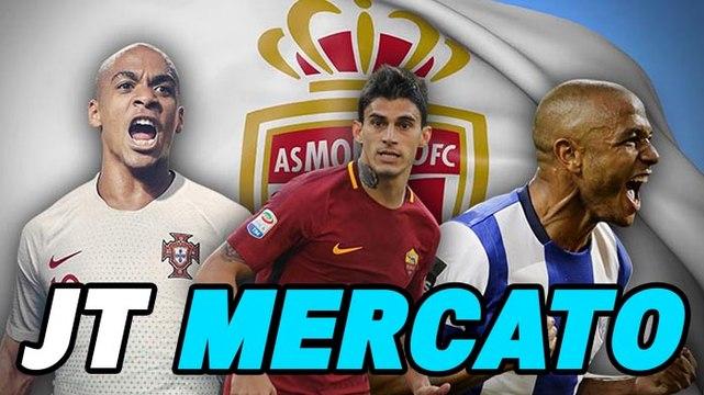 Journal du Mercato : l'AS Monaco multiplie les pistes, l'OM toujours dans l'attente