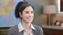 """Sarah Silverman On Getting a """"Little Bit Teary"""" Over 'I Love You, America' Emmy Nomination 