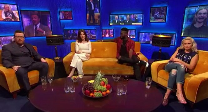 The Jonathan Ross Show S10 - Ep13 Kit Harington, Anna Friel, Frankie... HD Watch