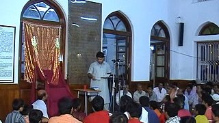 SYED WAJHI HASSAN ZAIDI | BANGLORE INDIA 2010 | JASHAN E MOLA ABBAS