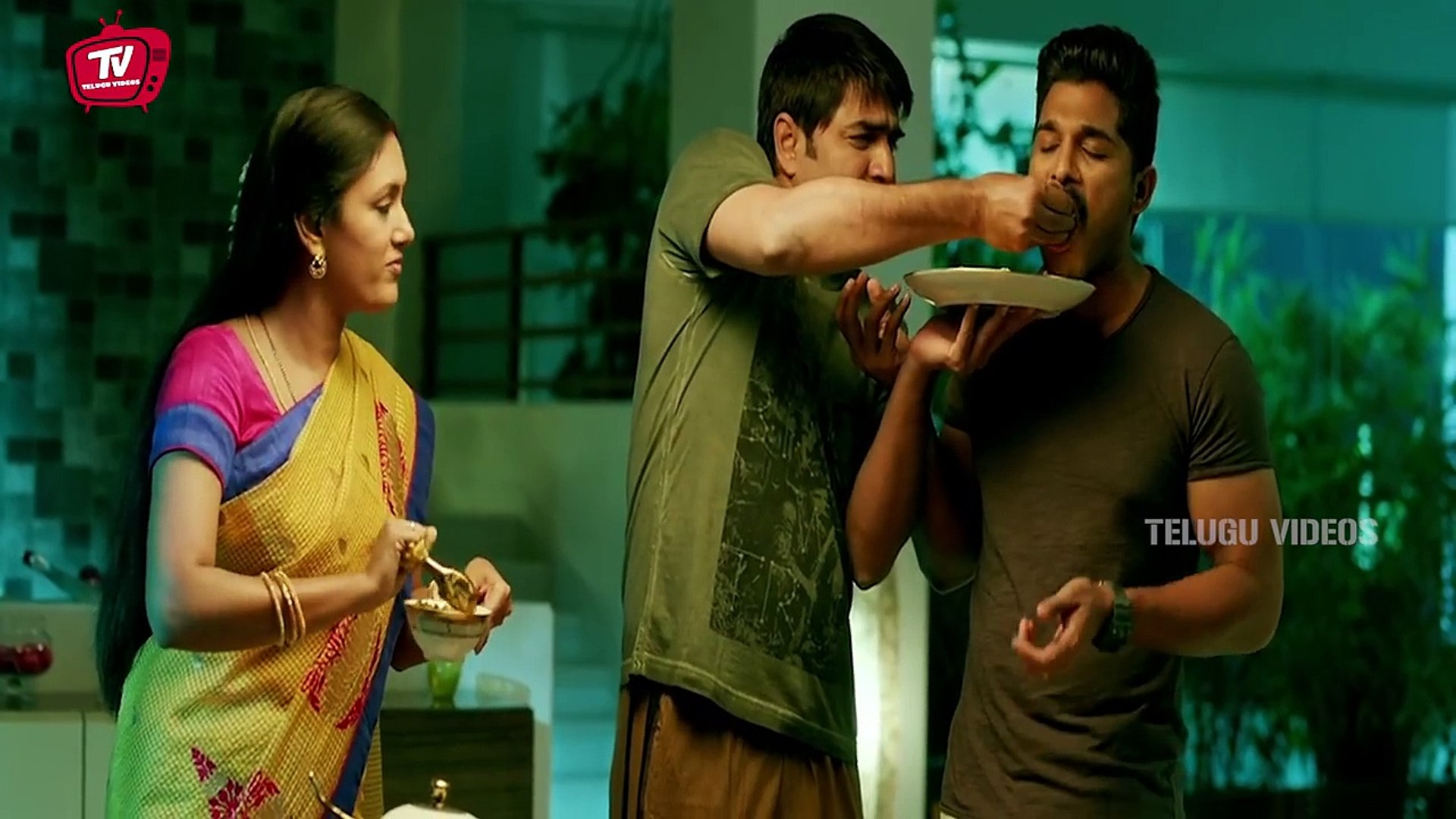Allu Arjuna Best Performance Climax Interesting Scenes | Telugu Interesting Scene | Telugu Videos
