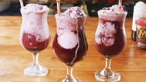 Red Wine Floats > Root Beer Floats