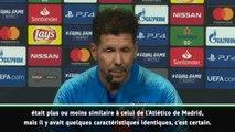Atlético - Simeone : ''Griezmann est bien placé pour le Ballon d'Or''
