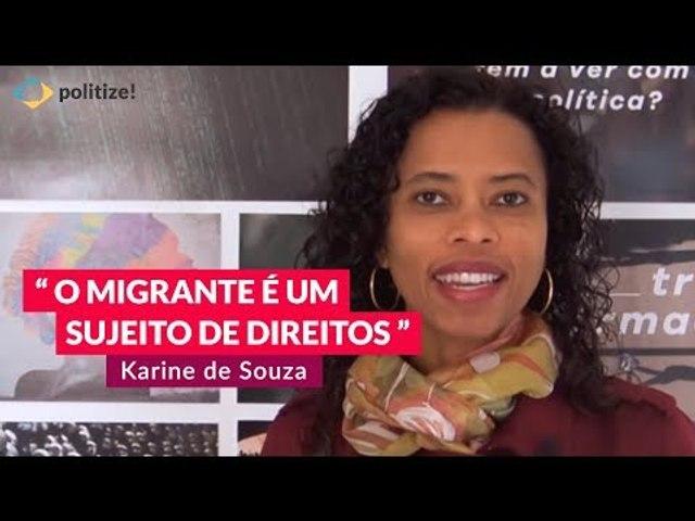 O que é MIGRAÇÃO?   Diferença entre Imigrantes e Refugiados e MAIS!   com Karine de Souza (parte 2)