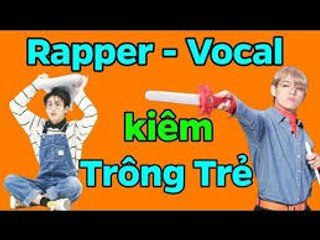 bts rapper vocal ki m tr ng tr bts funny moments