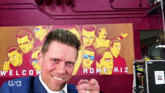Pin by Terrie Dean on WWE TV Shows & WWE Network   Miz and
