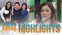 Magandang Buhay: Dina Bonnevie talks about her relationship with her step daughters