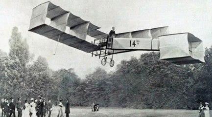 Modern uçağın babası: Santos Dumont