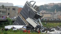 نجم إيطاليا ينجو من كارثة إنهيار جسر جنوة بعد وفاة 35 شخصًا