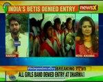 Girls Band denied entry at an Independence Day Parade in Karnataka's Dharwad