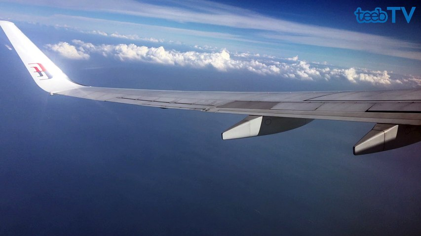 Flying Again with Malaysia Airlines...
