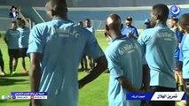 ◄ تمرين الفريق الاول #الهلال | 6 اغسطس#صفحة_الهلال - متابعة : ايمن السني