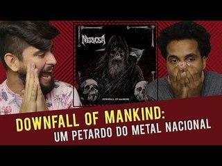 Nervosa - Downfall Of Mankind I RIFF REVIEW #29