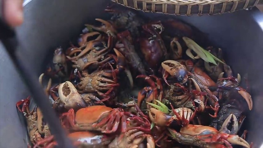 Yummy Cooking crab recipe - Cooking skill | Godialy.com