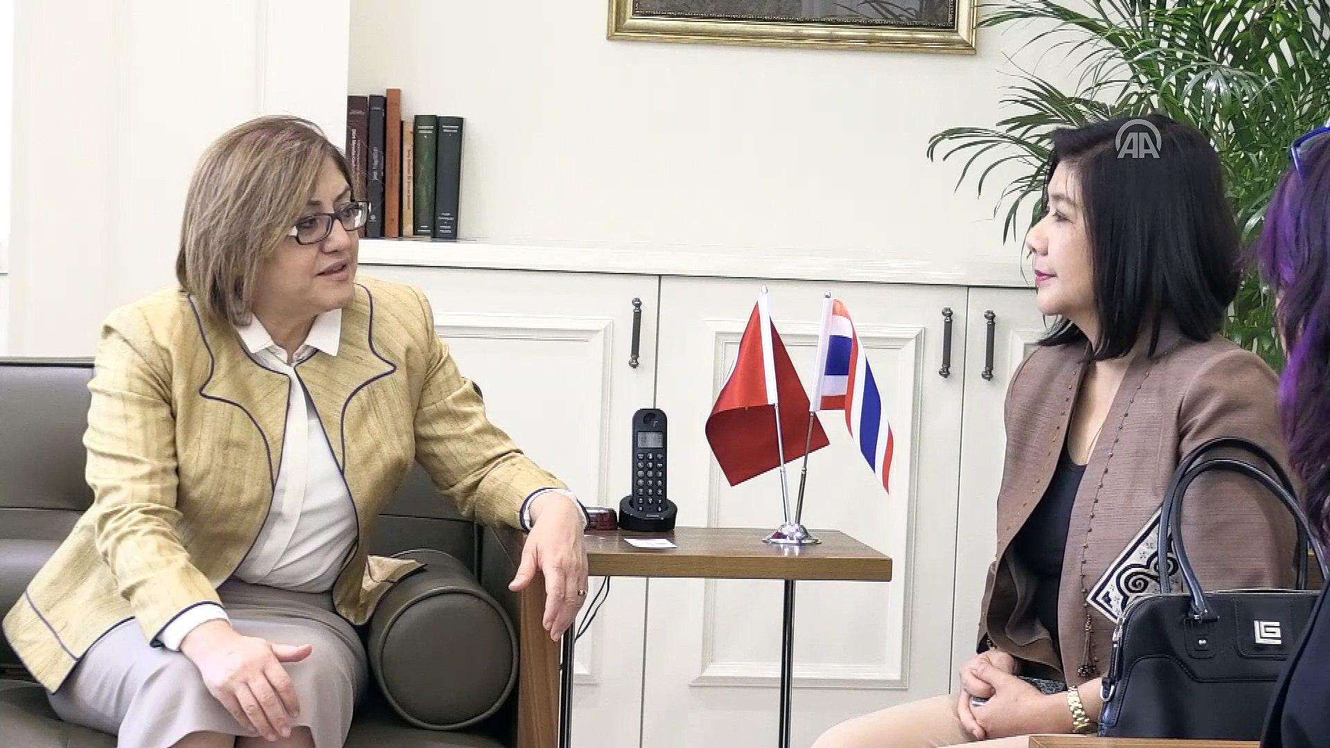 'Türkiye'ye gelecek Taylandlı sayısının artmasını bekliyoruz' - GAZİANTEP
