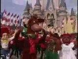 Joy To The World _Disney Parade 2004