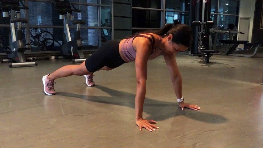 HILIT Workout Push Ups