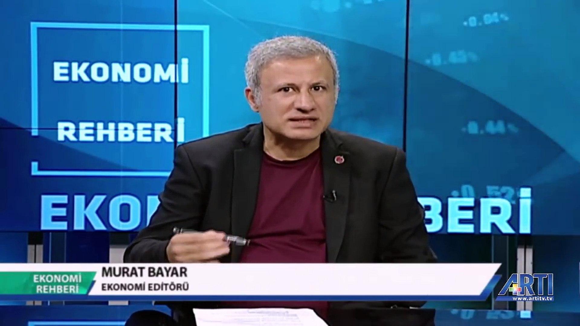 Ekonomi Rehberi Murat Bayar- Erol Mütercimler- 13 Ağustos 2018
