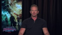 "IR Interview: Ian Ziering For ""The Last Sharknado"" [SyFy]"