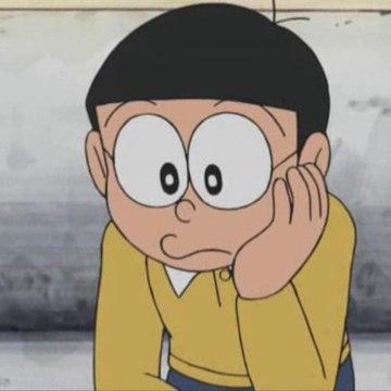 Doraemon (2005) - Ás veces, Nobita tamén pensa