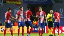 El Atlético vence al Real Madrid (4-2)  y se hace con la Supercopa de Europa