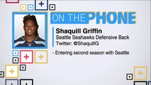 Tiki and Tierney: Shaquill Griffin talks Seahawks football