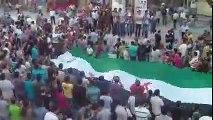 سلقين جمعة إصرار حتى النصر  3 -7- 2012ج1