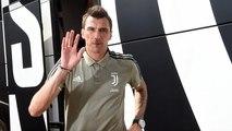 Croatian striker Mandzukic announces international retirement