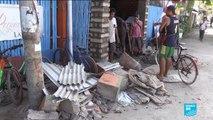 Après le séisme de Lombok, les touristes désertent les îles de Gili